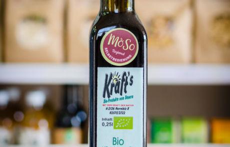 Regionale Lebensmittel - Bio Kürbiskernöl aus dem Weinviertel